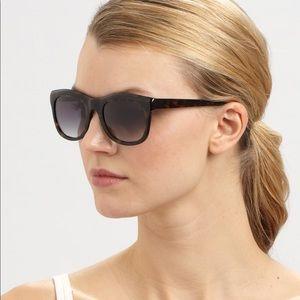 Elizabeth & James Harrington Sunglasses in Black